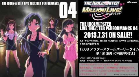 LTP After School Party Time PV