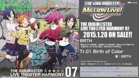 LTH Birth of Color w Dream Traveler PV