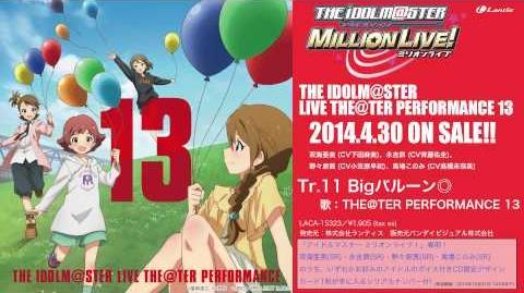 LTP13 Big Ballon◎ PV