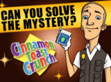 02/14/2008 - Cinnamon Toast Crunch Missing From Millsberry!