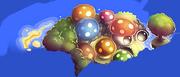 Mushroom Forest Map