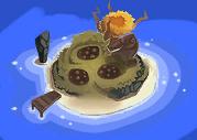 Swamp Island Map