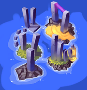 Alien Ruins Map