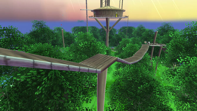Treehouse Island Cover