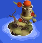 Rose Island Map
