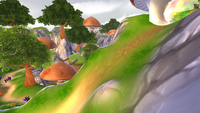 Mushroom Forest Cover