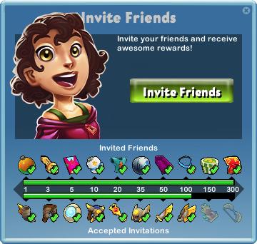 Invite Friends Milmo Wiki Fandom Powered By Wikia