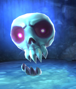 Cave Skull
