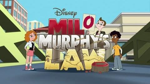 Milo Murphy's Law - Intro (Latin American Spanish)