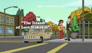 The Island of Lost Dakotas title card