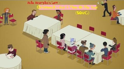 Milo Murphy's Law - Everybody is Here SONG