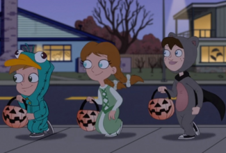 Tonight's The Last Halloween | Milo Murphy's Law Wiki | FANDOM ...