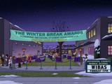 Winter Break Awards