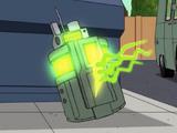 Alien Amnesia Device