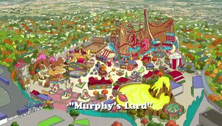 Murphy's Lard title card