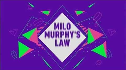 Disney XD on Disney Channel Canada - Milo Murphy's Law Bumpers (2016)