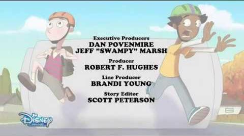 Credits (Korean) - Milo Murphy's Law