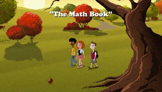 The Math Book title card