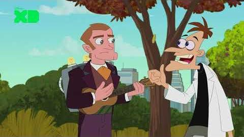 Milo Murphy's Law - The Phineas And Ferb Effect Pressure (1080p)