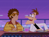 Dakota and Doofenshmirtz's Relationship