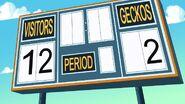 46 Geckos make progress