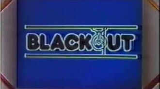 Blackout (1988) theme song - Full and Crystal Clear!