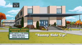 Sunny Side Up title card