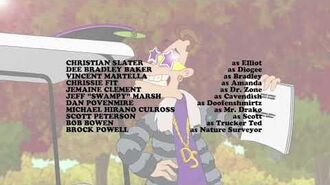 Milo Murphy's law safty First & cavandish Unleashed credits