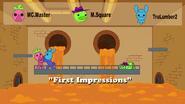 First Impressions MiloMelissa (1)