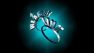 "The Weakest Link Soundtrack Track 9 ""Closing Titles"" Original Version"