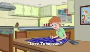 Love Toboggan title card