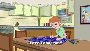 Love Toboggan title card