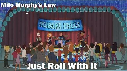 Milo Murphy's Law - Just Roll With It SONG