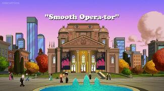 Smooth Opera-tor title card