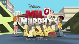 Milo Murphy's Law Title Song