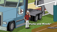 Parks and Wreck Title Card