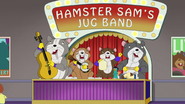 HarryHamstersBand