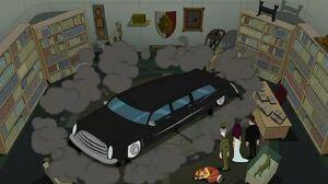 83 the car arrives