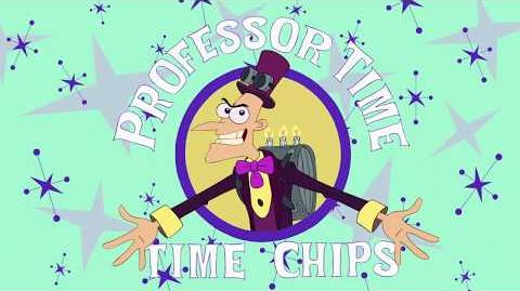 Time Chips Jingle Milo Murphy's Law The Phineas and Ferb Effect 1080p