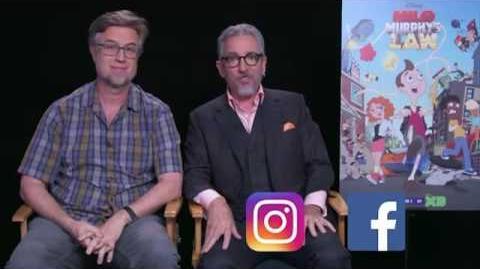 Milo Murphys Law - Live Chat Premiere (Promo)