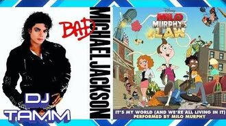 "Michael Jackson vs. ""Weird Al"" Yankovic (Milo Murphy) - Bad World (Mashup Mix)"