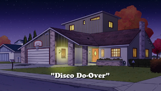 Disco Do-Over title card