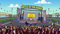 JGS in Battle O D Bands