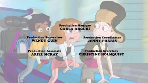Milo Murphy's Law Star Stuck Disaster Of My Dreams Ending Credits