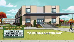 Athledecamathalon title card