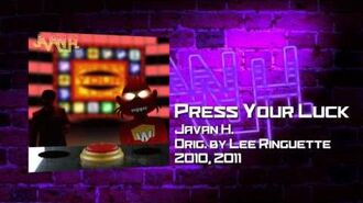 """Press Your Luck"" -- Intro theme cue cover by Javan H."