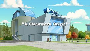 A Clockwork Origin title card