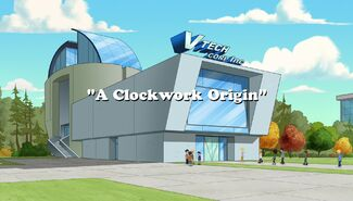 A Clockwork Origin title card