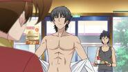 Natsuyasumi27m40s Hosaka ordering soda ahead of Natsuki who already has some