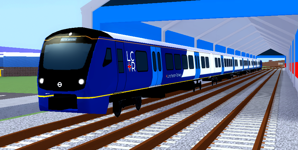 "Class 701 ""Aventra"" 
